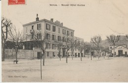 C.P.A. - VENCE - NOUVEL HOTEL AUZIAS - CLAVEL - Vence