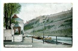 Namur - La Sambre Et La Citadelle / VO-DW (1908) - Namur
