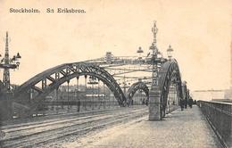 Sit Eriksbron Stockholm SWEDEN - Suède