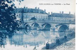 COULANGES-SUR-YONNE - ( 89 ) - Le Pont - Coulanges Sur Yonne