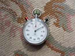 CHRONOMETRE MECANIQUE CODHOR - Joyas & Relojería