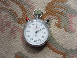 CHRONOMETRE MECANIQUE CODHOR - Jewels & Clocks
