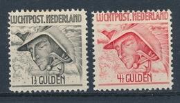 Nederland/Netherlands/Pays Bas/Niederlande 1929 Mi: 225,226 Yt: TA6,7 Nvph: LP6,7 (Ongebr/MH/Neuf Avec Ch/Ungebr/*)4437) - Poste Aérienne