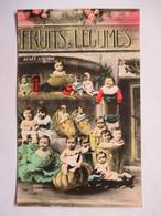 BEBES MULTIPLES  -  FRUITS  ET LEGUMES         ......         TTB - Bambini