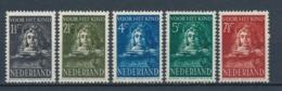 Nederland/Netherlands/Pays Bas/Niederlande 1941 Mi: 397-401 Yt: 387-391 Nvph: 397-401 (PF/MNH/Neuf Sans Ch/**)4439) - Periode 1891-1948 (Wilhelmina)