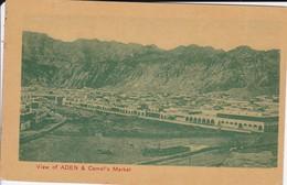 Asie > Yémen Aden Camel's Market - Yemen