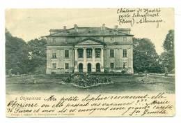 Objezierze Pow Oborniki Pałac Durczykiewicz Przed 1905 R - Polonia