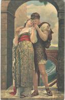 POSTAL   LORD  FREDERICK LEIGHTON  -MELBOURNE - Postales