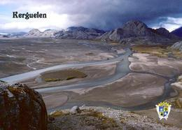 TAAF Kerguelen Islands Landscape New Postcard - TAAF : Territori Francesi Meridionali