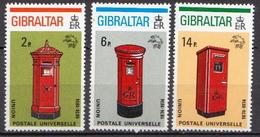 Gibraltar MNH Set - Post