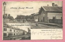 67 - MONSWEILER - MONSWILLER - Bahnhof - Gare - ZORNHOF - Elsässische Werkzeugfabrik - Non Classificati