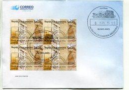 """""""FONDO NACIONAL DE LAS ARTES, 1958-1998"""". ARGENTINA AÑO 1999, SOBRE PRIMER DIA DE EMISION, FDC ENVELOPE. - LILHU - Sin Clasificación"""