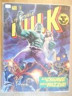 L Incredibile Hulk N.3 Corno - Super Heroes