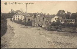Chapelle-Saint-Lambert - Entrée Du Village (Lasne) - Lasne