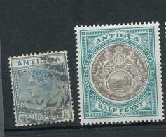 LOT DE 5 TIMBRES ANTIGUA NEUFS * - Antigua And Barbuda (1981-...)