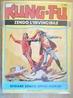 Kung-fu Zendo L Invincibile Anno 1 N. 1 - Books, Magazines, Comics