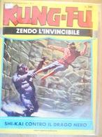 Kung-fu Zendo L Invincibile Anno 1 N. 2 - Books, Magazines, Comics