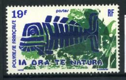 Polynésie Française 1975 Mi. 197 Neuf ** 100% Nature Culture - Polynésie Française