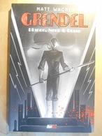 Grendel  - Bianco Nero E Rosso - Magic Press - Books, Magazines, Comics