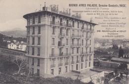[06] Alpes Maritimes > Nice Buenos Ayres Palacio Domaine Gambetta Nice - Cafés, Hotels, Restaurants