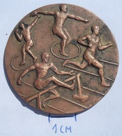 MEDAL  Athletics  KUT - Athlétisme