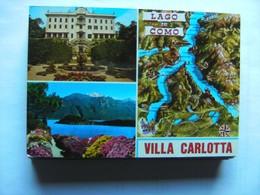 Italië Italy Italien  Lombardia Como Tremezzo Villa Carlotta - Como