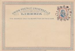 Post Card Harper, Liberia - Liberia