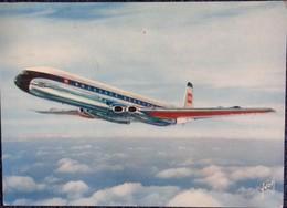 CP Avion - COMET 4B - De La British European Airways . - Unclassified