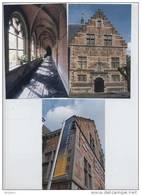 Lessine 5 Ongebruikte Postkaarten Hôpital Notre-Dame à La Rose - Lessen