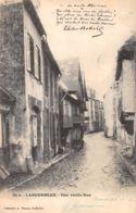 Landerneau (29) - Une Vieille Rue - Landerneau