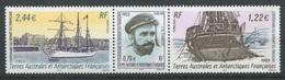 TAAF 2003 - N° 369 à 371 - Centenaire Du Départ Du Navire Français Jean-Baptiste Charcot - Neuf -** - Neufs