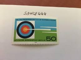 Berlin Archery World Cup Mnh 1979 - [5] Berlin
