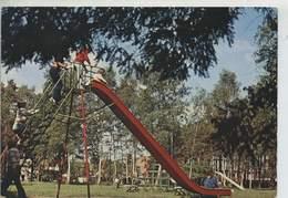 Domein Diesterweg Kalmthout Heide Openluchtschool Voor Bosklassen - Gebruikt Playing Children Used - Kalmthout