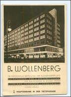 Y12264/ Berlin  B. Wollenberg  Im Hochhaus Berolina AK 1933 - Deutschland