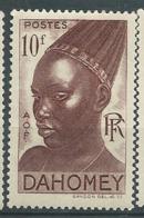 Dahomey    -  Yvert N°   140 * * Adhérences   Bce 19530 - Dahomey (1899-1944)
