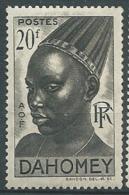 Dahomey    -  Yvert N°   141 * * Adhérences   Bce 19529 - Dahomey (1899-1944)