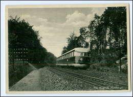Y12238/ Der Fliegende Hamburger  Eisenbahn AK 1935 Reichsbahn  - Railway