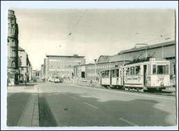 Y12248/ Kiel Am Hauptbahnhof Straßenbahn AK Ca.1960-65 - Kiel