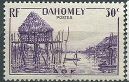 Dahomey    -  Yvert N°   126  **    Bce 19518 - Dahomey (1899-1944)