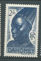 Dahomey    -  Yvert N°   137 * * Adhérences   Bce 19532 - Dahomey (1899-1944)