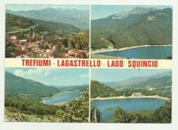 TREFIUMI - LAGASTRELLO - LAGO SQUINCIO  VIAGGIATA FG - Parma