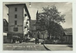 CHIESA VALMALENCO - ALBERGO AMILCAR - NV FG FG - Sondrio