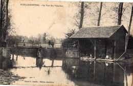 PUELLEMONTIER LE GUE DES PLANCHES (LAVANDIERES) - France