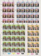 Transkei 1982 Medicina Medicin Healt 4 Sheetlet MNH - Transkei