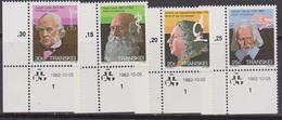 Transkei 1982 Medicina Medicin Healt Set MNH - Transkei
