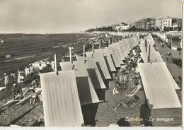 CATTOLICA LA SPIAGGIA  ANNO 1954 -FG - Rimini