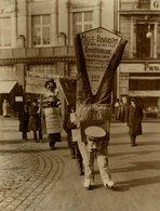 BERLIN ALLEMAGNE GERMANY  DEUTSCHLAND  ADVERTISING PUBLICIDAD PUBLI WERBUNG 15 *11 CM Fonds Victor FORBIN 1864-1947 - Fotos