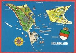 Helgoland, Zeichnung - Helgoland