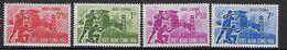 """Viet-Sud YT 200 à 203 """" Hameaux Stratégiques """" 1962 Neuf** MNH - Viêt-Nam"""