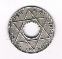 1/10  PENNY  1946 BRITISH WEST AFRICA /4025/ - Monnaies